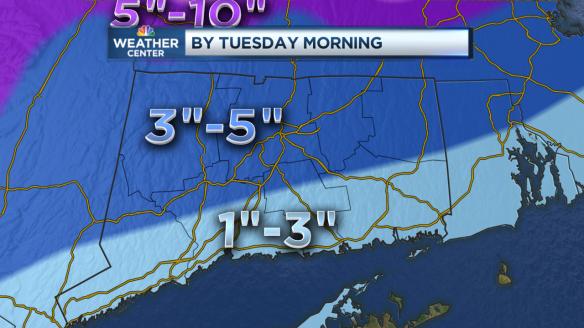 WVIT Forecast Snow SNE to CT - new