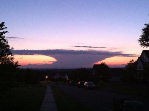 Courtesy: Robert Phillips /  Ellington (looking northwest)